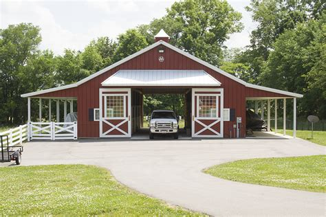 barn plans designs morton buildings horse barn in thompson s station