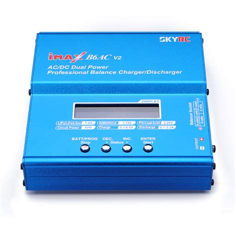 Imax B6ac Intelligent Balance Charge Lipo Accu All Battery skyrc imax b6ac v2 professional balance charger discharger