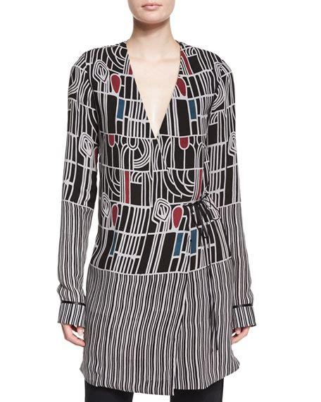 Tunic Batik Modern maiyet batik wrap tunic dress