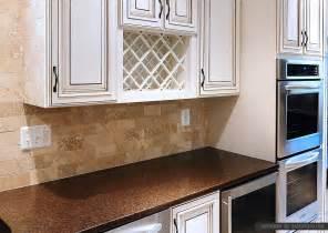 Easy To Install Kitchen Backsplash Travertine Tile Backsplash Photos Amp Ideas