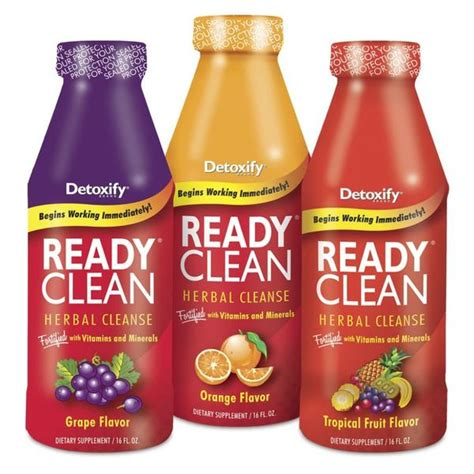 Ready Clean Detox Shoo by Ready Clean By Detoxify Bcss Sales