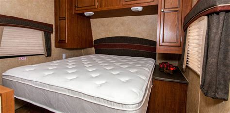 rv with king size bed rv mattress don t buy one until you read this rvshare com