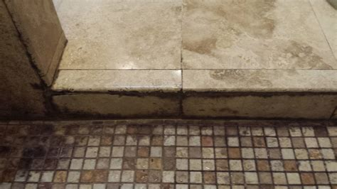 steam clean bathroom tiles magnificent 20 mold in limestone shower design decoration of cleaning
