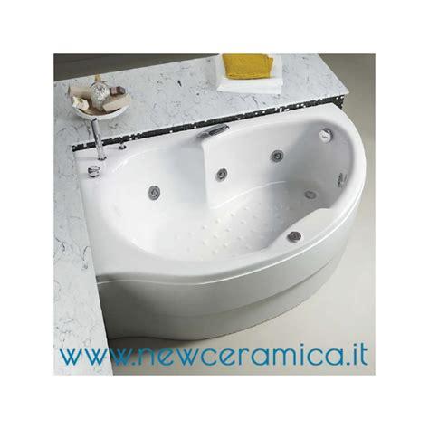 vasca idromassaggio asimmetrica vasca idromassaggio asimmetrica simy 160x85x100 relax design