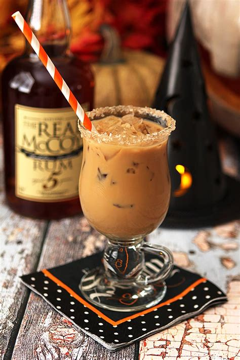 halloween coffee drinks the halloween express creative culinary