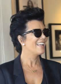 back of chris jenner s hair 25 best ideas about kris jenner haircut on pinterest
