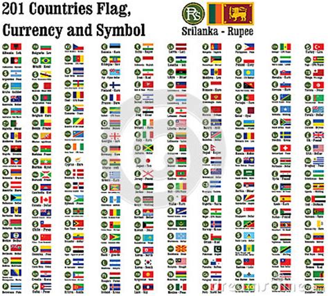 world currency icon and symbols stock images image: 37188314
