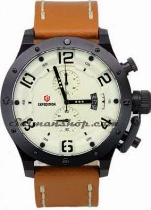 Jam Tangan Casual Expedition 6682 koleksi jam tangan expedition original spek dan harga