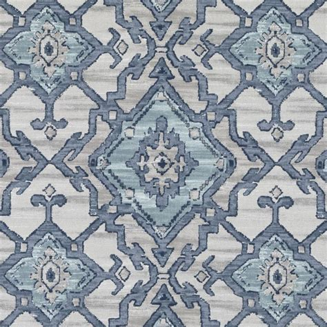 navy blue and white upholstery fabric navy blue and aqua ikat upholstery fabric grey blue cotton