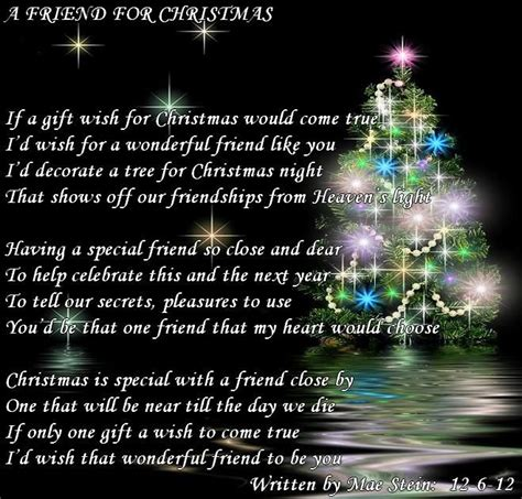 merry christmas poems  friends friend  christmas  types  poetry christmas