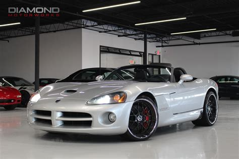 2004 Dodge Viper 2dr Convertible SRT10 Stock # 100914 for