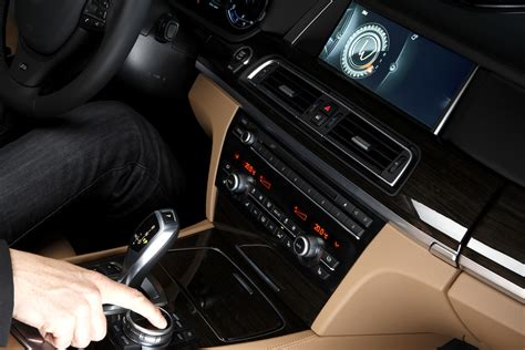 bmw idrive bmw idrive touch controller system officially announced