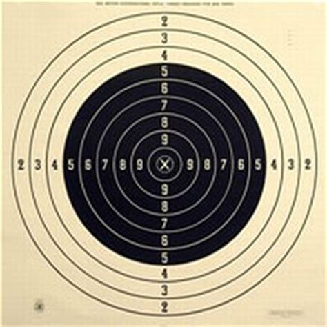 printable high power rifle targets nra 171 daily bulletin