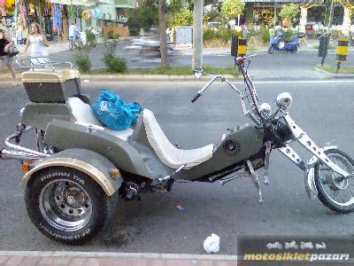 satilik trike biket rex ikinci el motor motorsiklet pazari