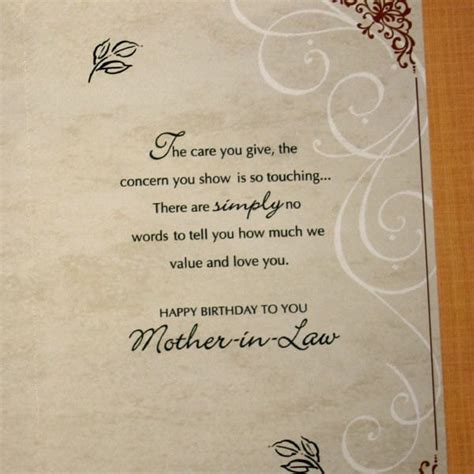 happy birthday mother  law quotes  happy birthday wishes
