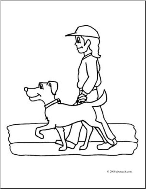house chores coloring pages clip art kids chores walking the dog coloring page i