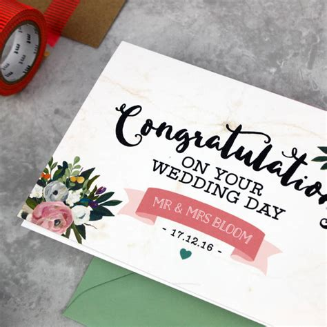 Of Wedding Day by Congratulations On Your Wedding Day Www Pixshark