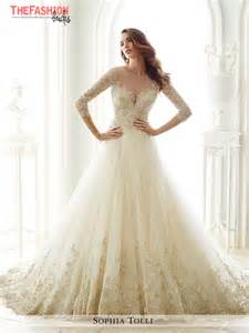 sophia tolli 2017 spring bridal collection fashionbrides