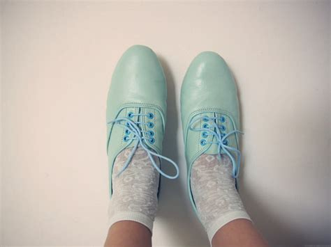 pastel oxford shoes pony oxfords flats in pastel tones