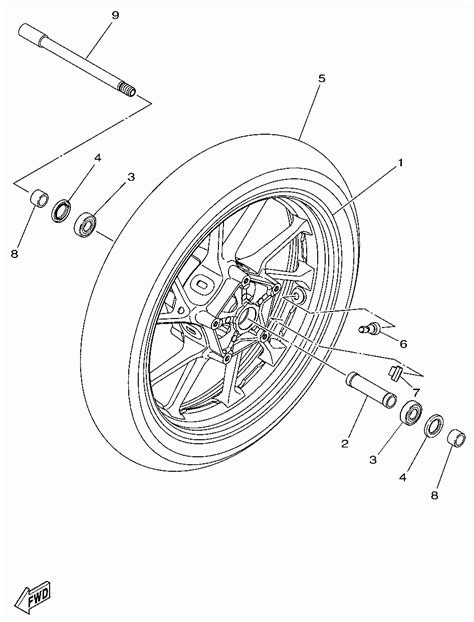 fz 09 wire diagram 18 wiring diagram images wiring