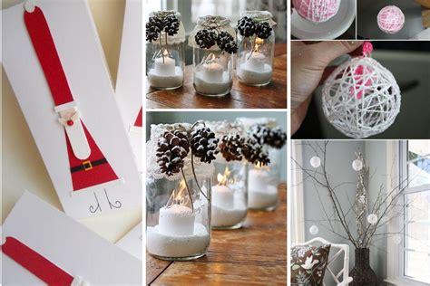 ideas navidad manualidades para navidad 161 ideas y adornos f 225 ciles y