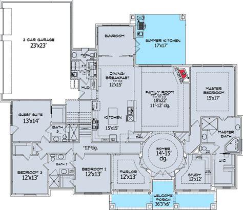 foyer plan plan w35812wy splendid foyer e architectural design