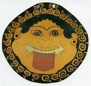Vire Mask Gold Masker Gold Vire 00mc medusa mask