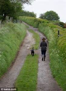 places to walk dogs near me 66 trled to and seriously injured by herd of cows while walking