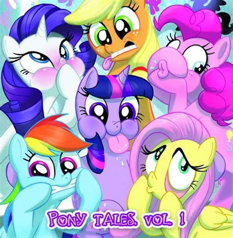 Gz Tales Vol 1 big macintosh ponies and big mac on