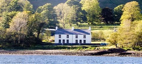 pier house pier house 2 melfort village holiday cottages near oban