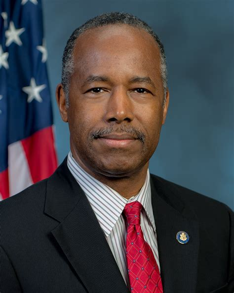 secretary of housing and urban development ben carson wikipedia