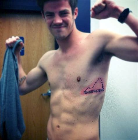 grant gustin turn me on