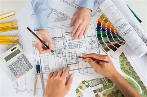 In Law Suite House Plans by How To Develop House Plans With An Architect Kukun