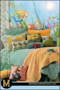 Mermaid Bedroom Ideas Decorating Theme Bedrooms Maries Manor Underwater