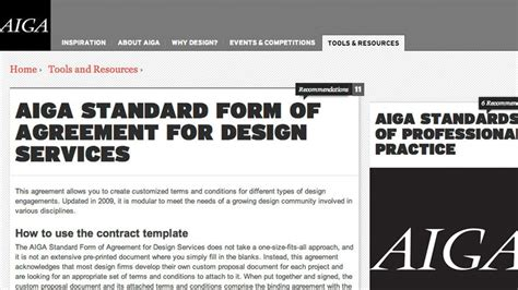 design proposal terms and conditions 10 free contract templates for web designers
