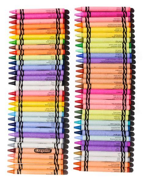crayola color crayola target multicolor poptimism set crayons 64 pip