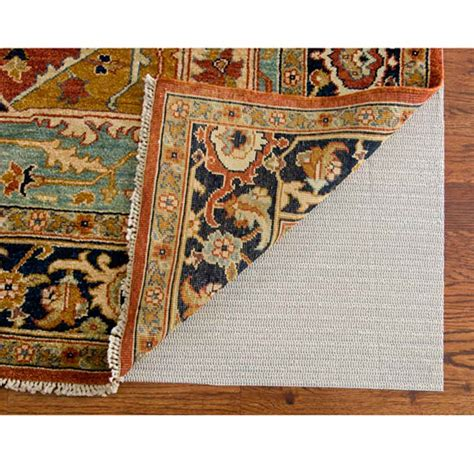 Area Rug Pad 20x32 Non Skid Slip Underlay Nonslip Pads Pads For Area Rugs