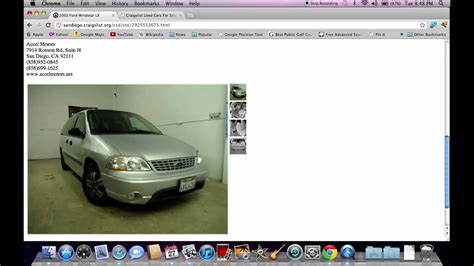 craigslist san deigo car news site