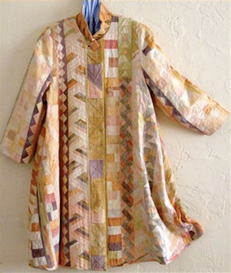 sewing pattern quilted jacket i like the colors chosen rachal clark quilt quilted
