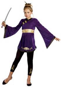 Lotus Costume Lotus Warrior Tween Costume