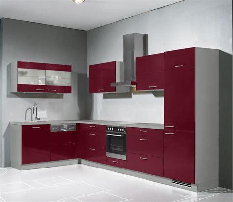küche l form günstig wand streichen mit besen