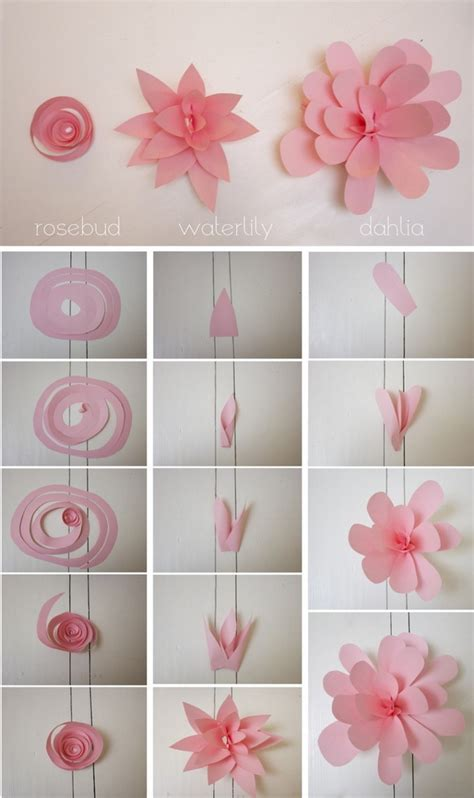 tutorial paper flower backdrop budget friendly photo booth backdrop ideas and tutorials