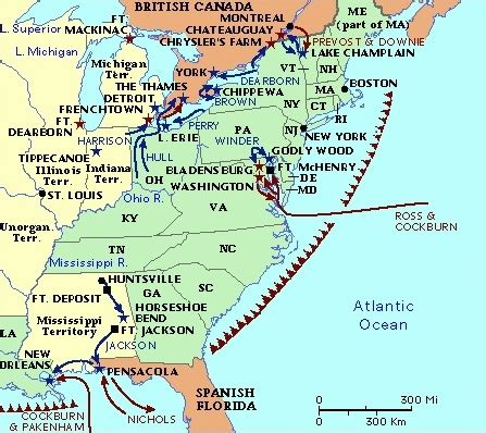 historyguy the war of 1812 1812 1815