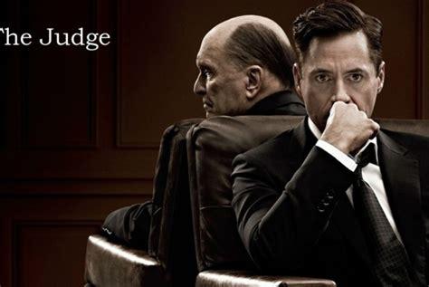 casting film layar lebar oktober 2014 review the judge dialog cerdas dan kekuatan akting