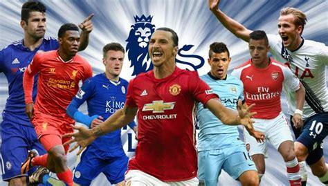 Liga Inggris 5 jadwal siaran langsung liga inggris sabtu minggu 5 6 11