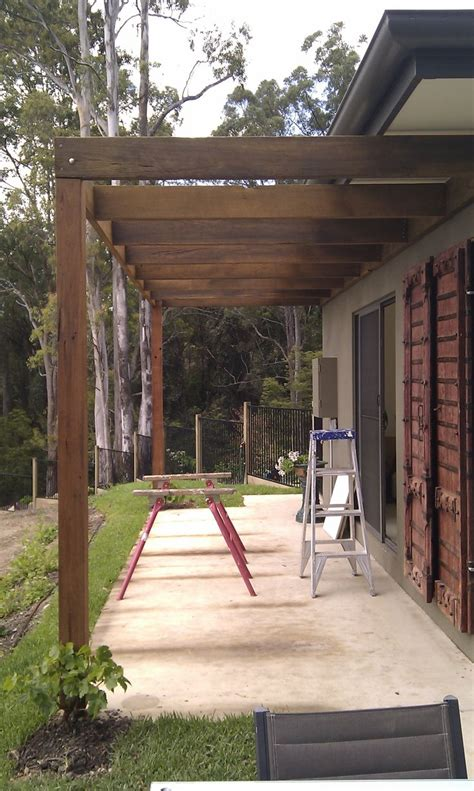 Wood House Plans by Best 25 Modern Pergola Ideas On Pinterest Pergolas