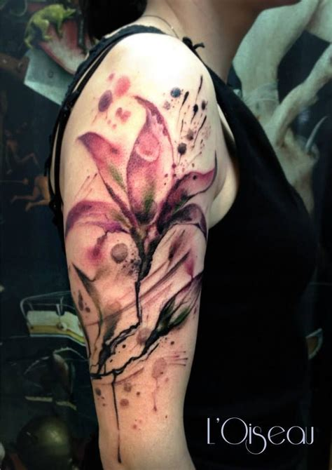 romantic tattoo designs best 25 design ideas on lillies