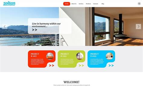 home design wordpress theme 20 latest interior design wordpress themes that will make