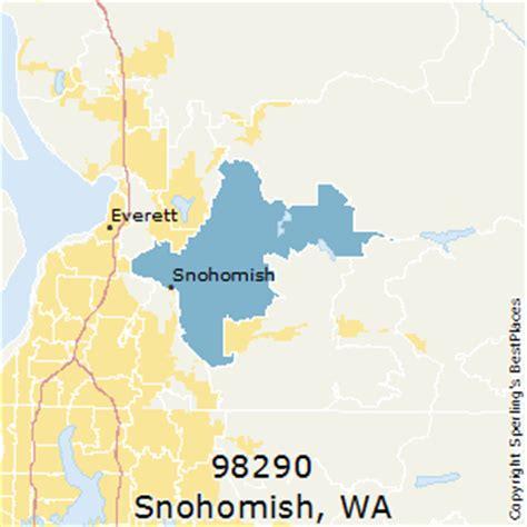 zip code map everett wa snohomish zip code map zip code map