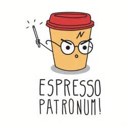 Harry Potter Wall Stickers espresso patronum harry potter mug teepublic